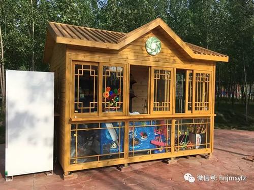 热烈祝贺濮阳东北庄野生动物园启用我司智能一卡通系统!
